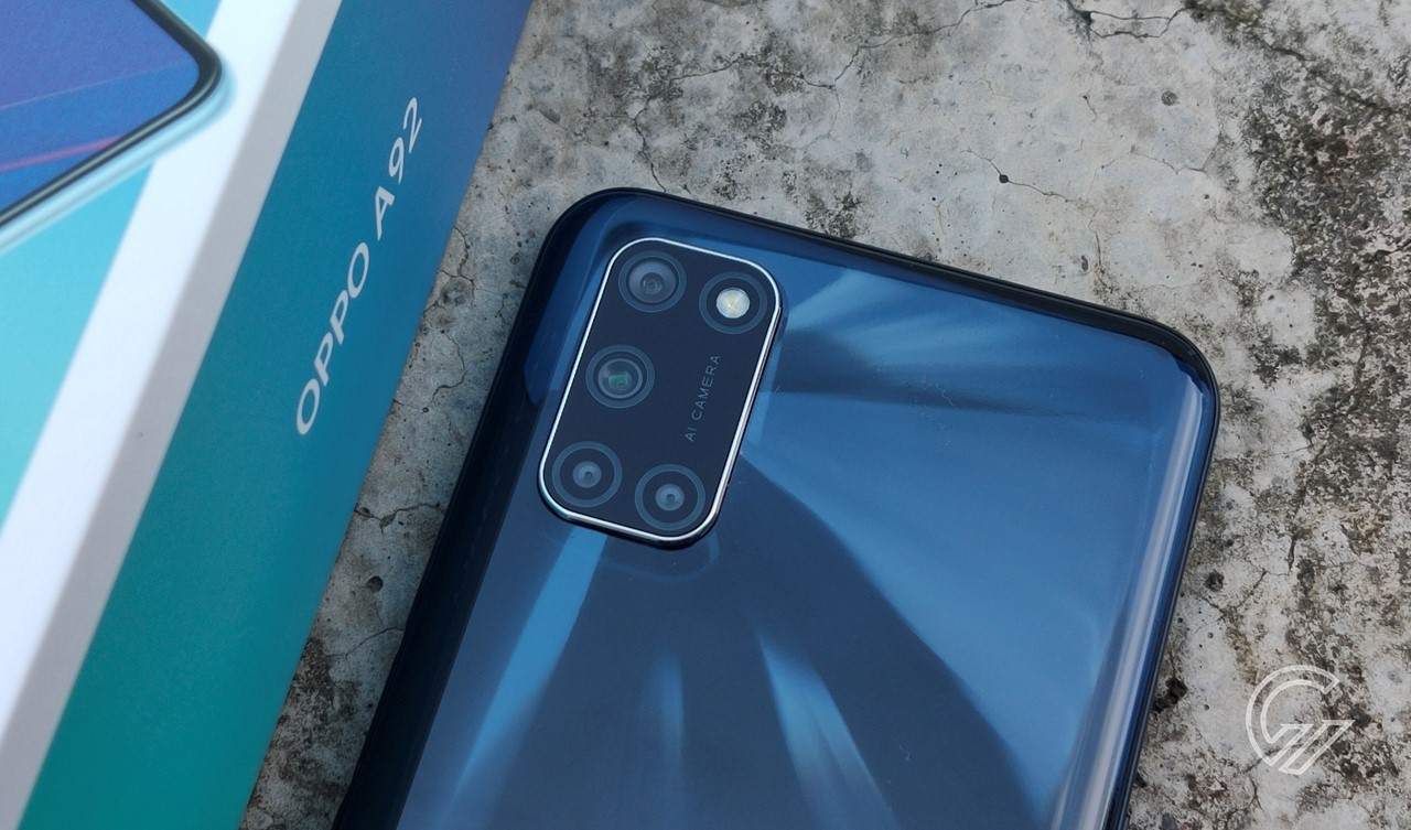 OPPO A92 Dus With Cam