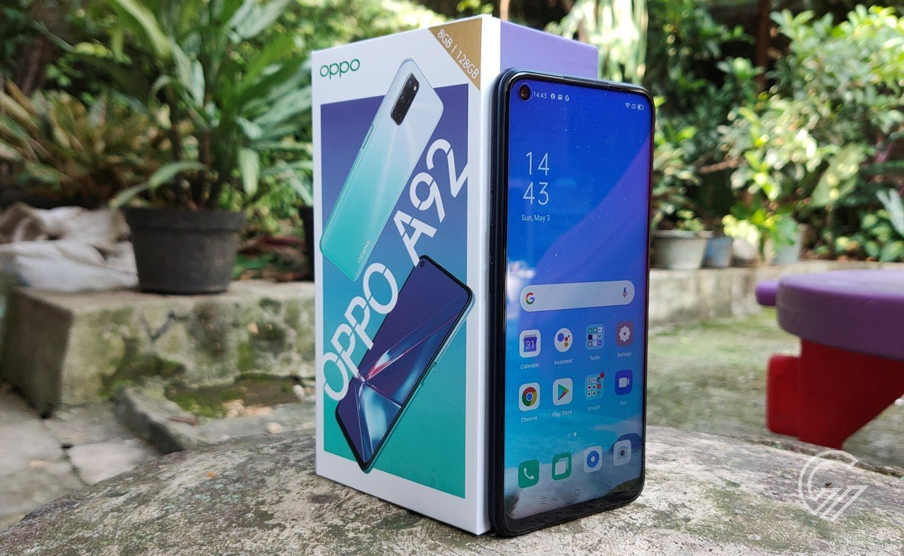 OPPO A92 Feature