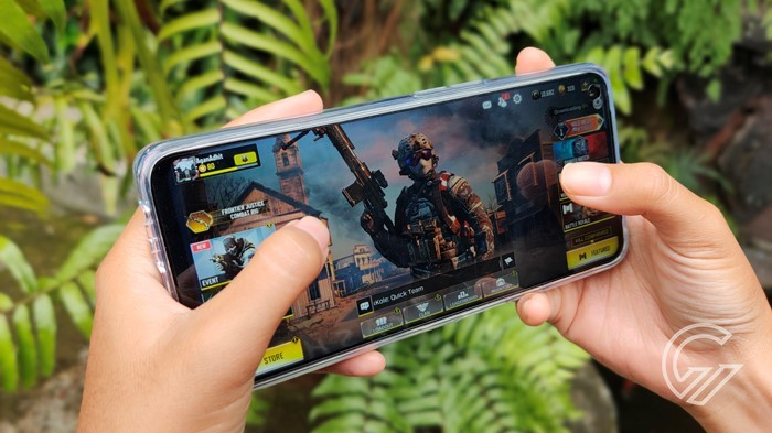 OPPO A92 Game