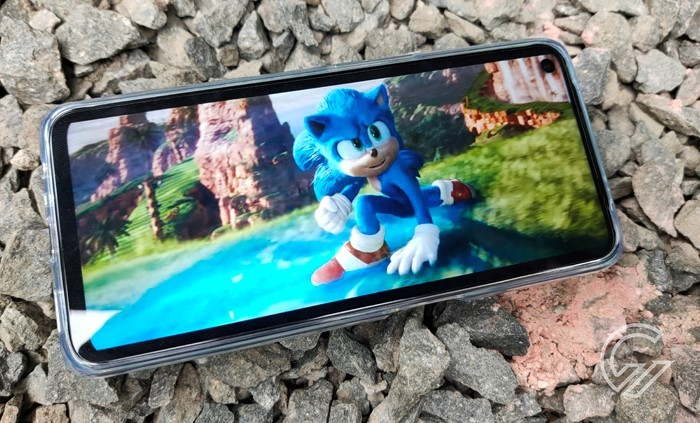 OPPO A92 Video