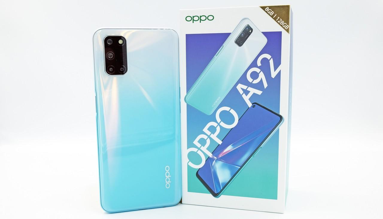 OPPO A92 White
