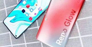 OPPO Reno Glow Leak Feature