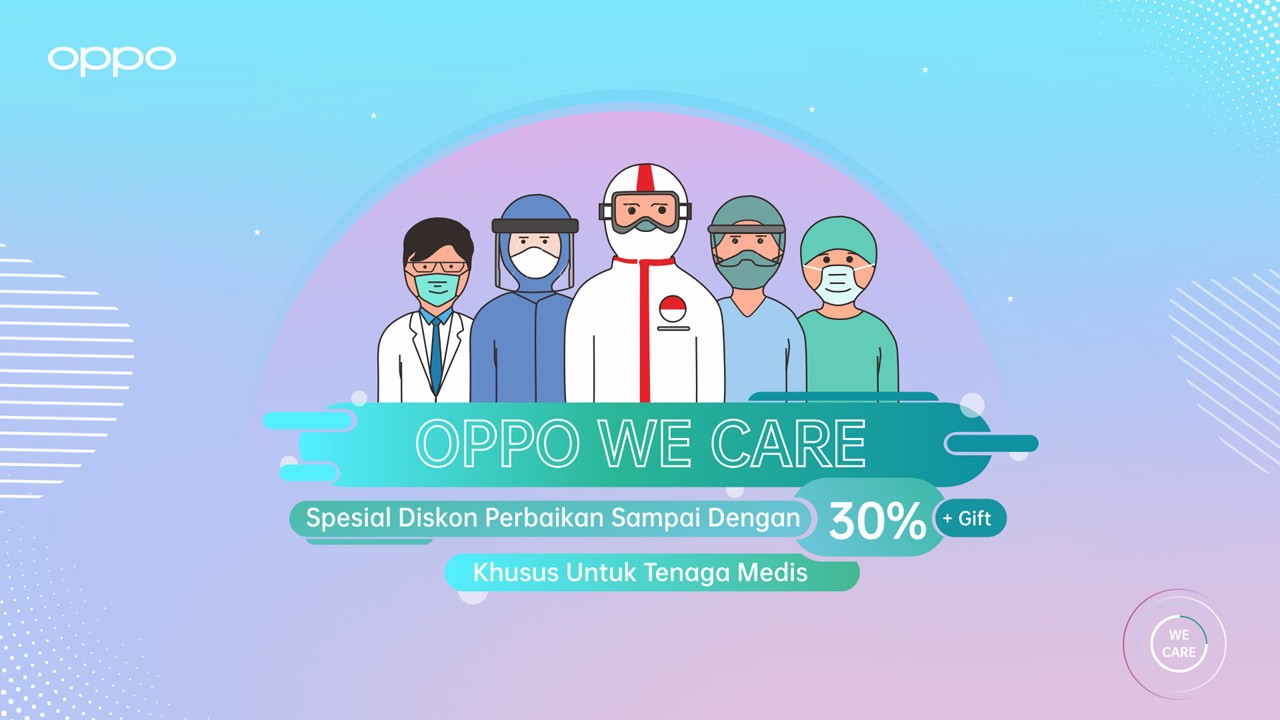 OPPO We Care Feature