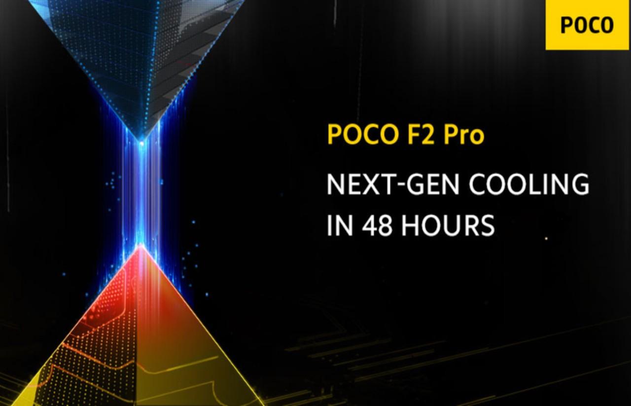 Poster POCO F2 Pro Header