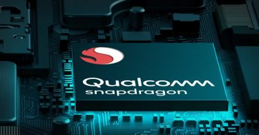 Qualcomm Snapdragon Chip Header
