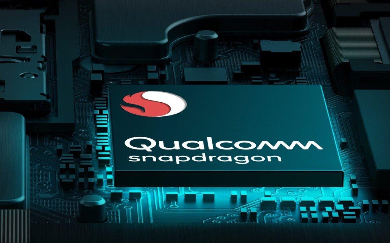 Qualcomm Snapdragon Chip Header
