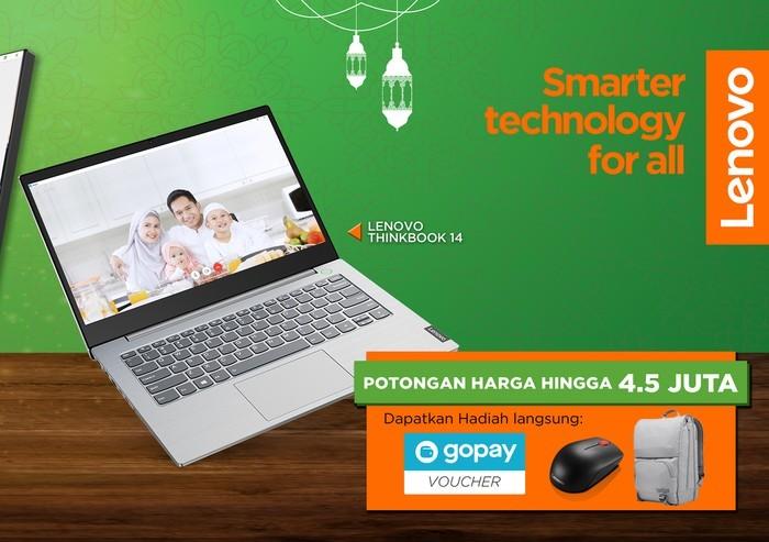 Ramadan Produktif Di Rumah Bersama Lenovo Diskon
