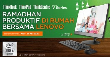 Ramadan Produktif Di Rumah Bersama Lenovo header