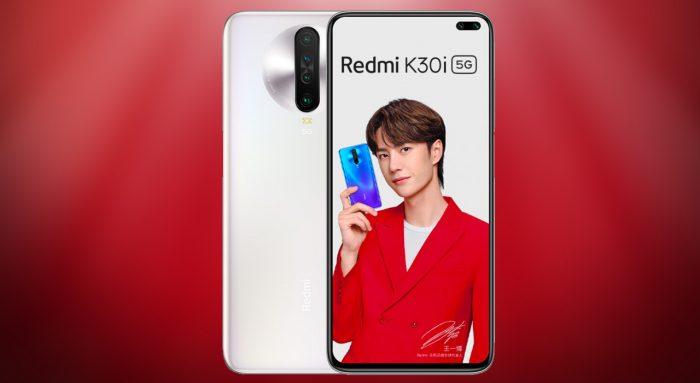 Redmi K30i Red