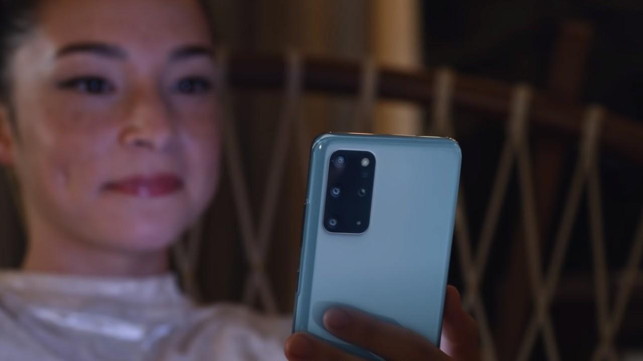Samsung Galaxy S20 Dirumahaja Header