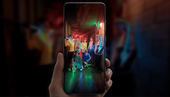 Samsung Galaxy S20 Dirumahaja Night Mode