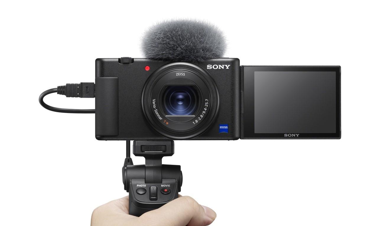 Sony ZV-1 Header