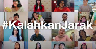 Tri Indonesia Pertemuan Virtual untuk Kalahkan Jarak Header