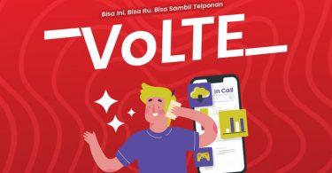 VoLTE Telkomsel