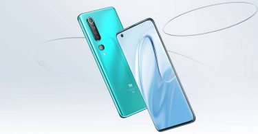 Xiaomi Mi 10 Feature