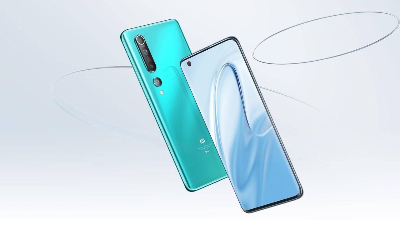 Xiaomi Mi 10 Header
