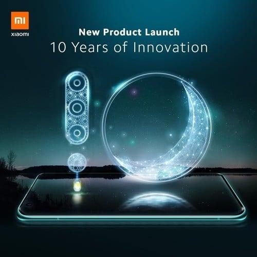 Xiaomi Mi 10 Launch Date Teaser