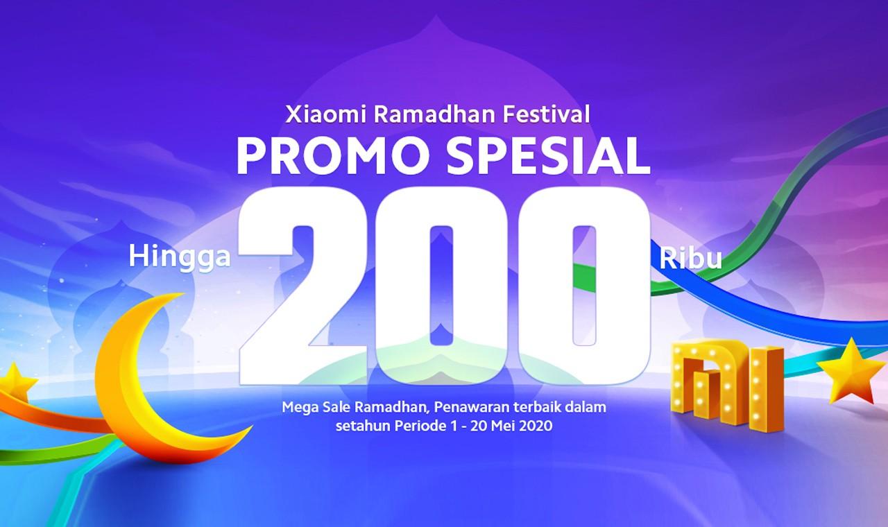 Xiaomi Ramadhan Festival Feature