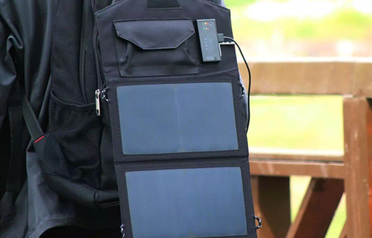 Xiaomi YEUX Solar Powerbank
