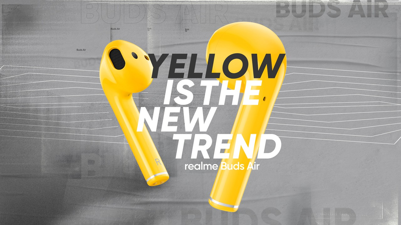 realme buds air kuning header