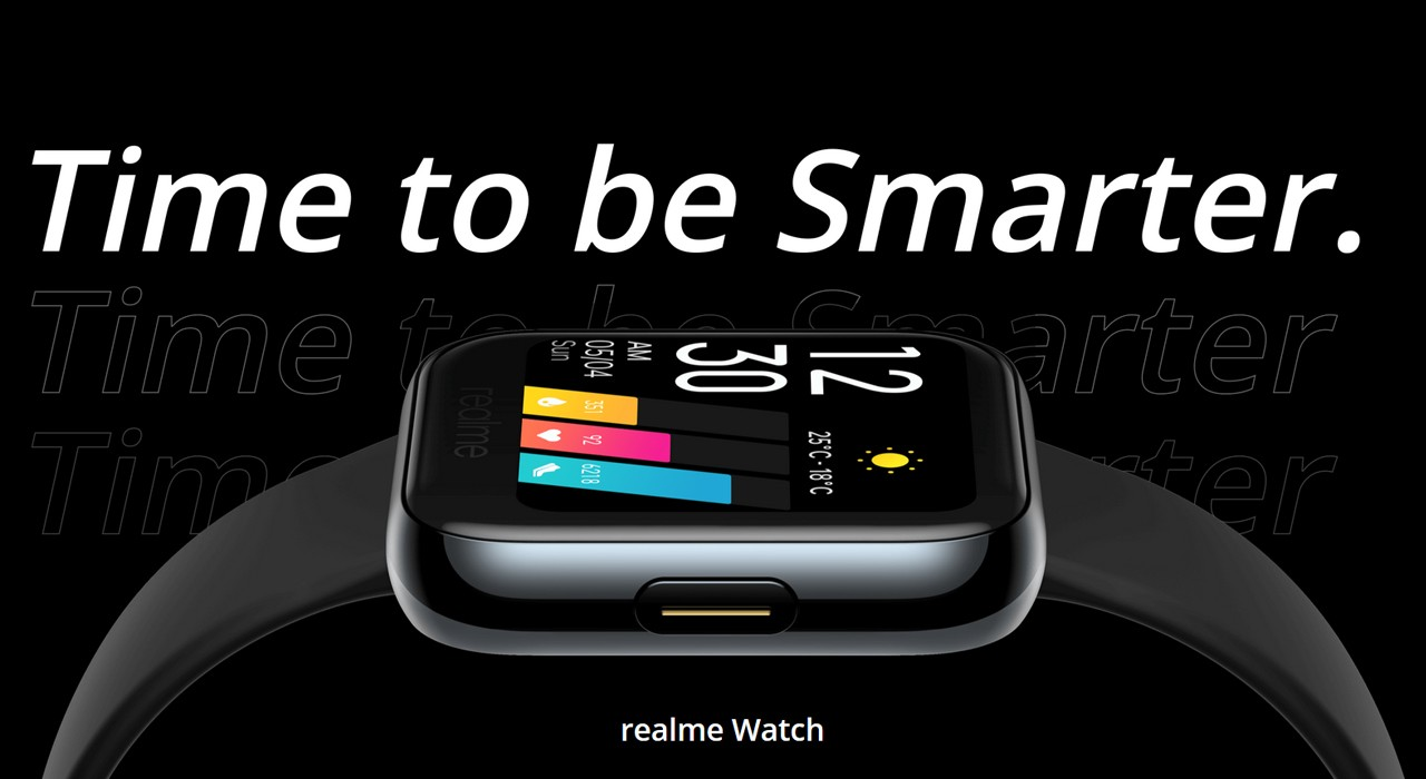 realme Watch Feature