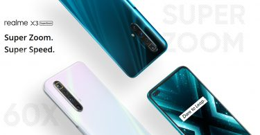 realme X3 SuperZoom Feature