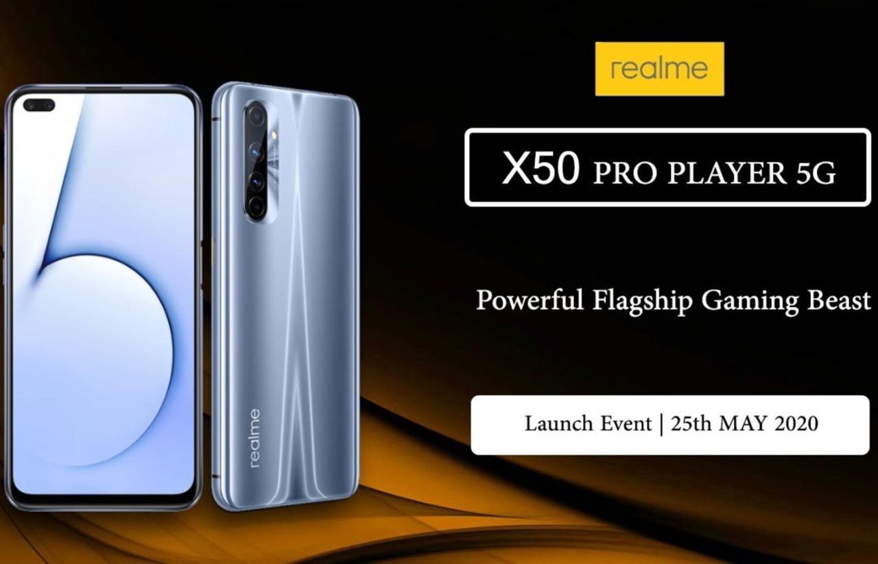 realme X50 Pro Player Edition Header.