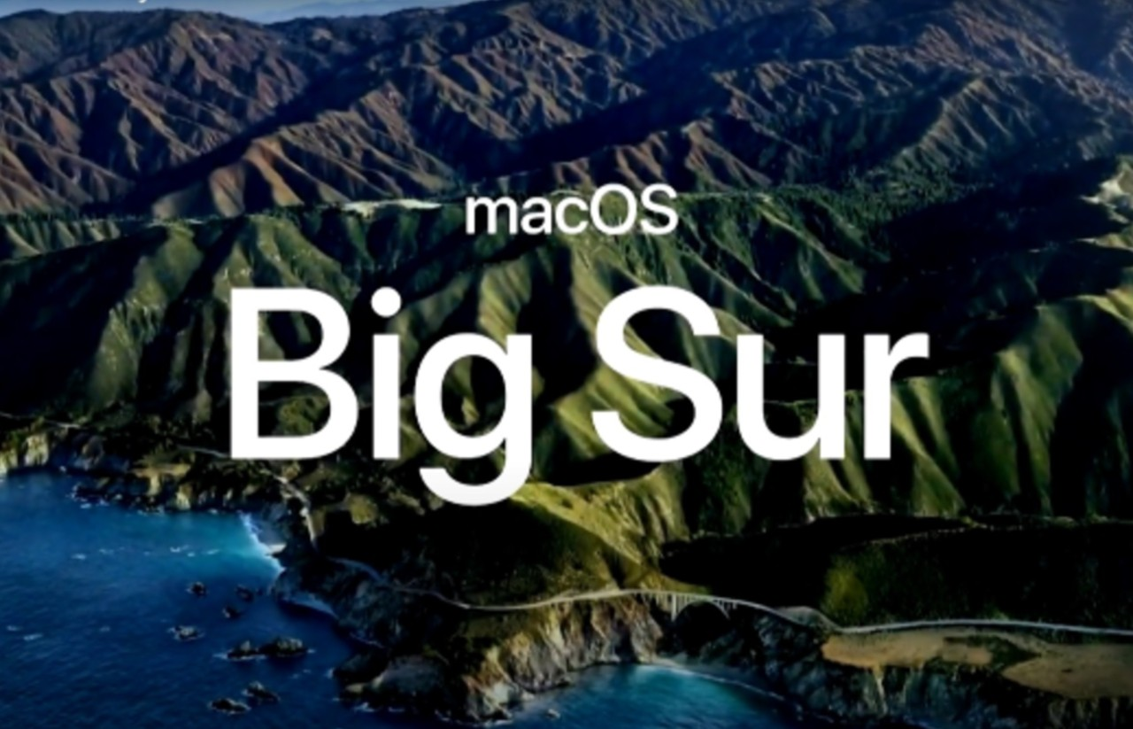 Apple macOS Big Sur Header