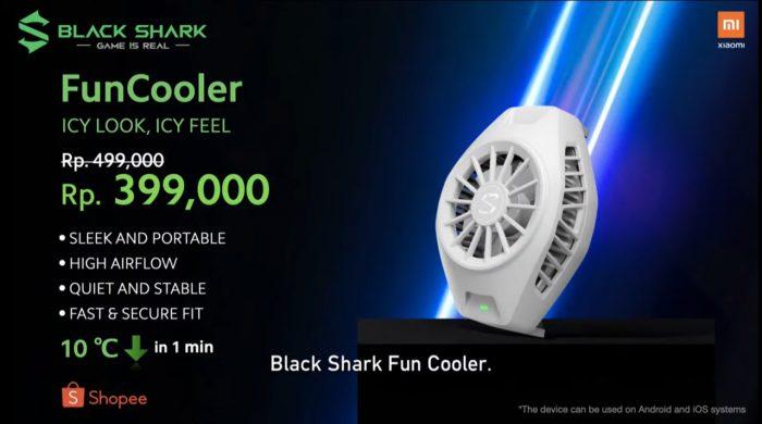 Black Shark FunCooler