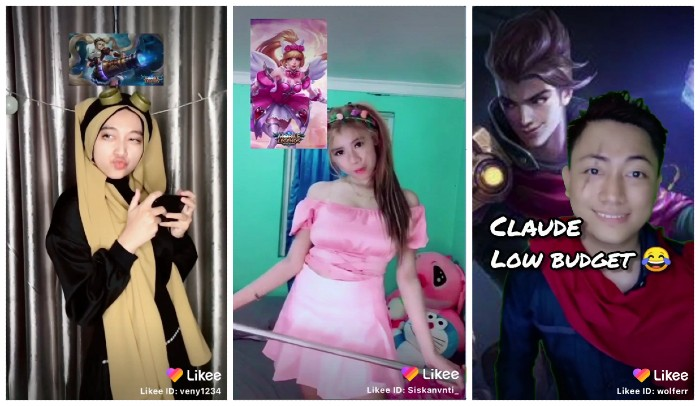 Cosplay-Likee-x-Mobile-Legends