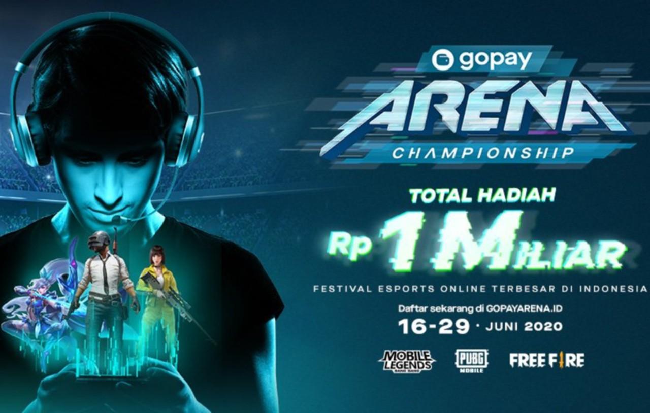 Perdana Gopay Gelar Festival Esports 2020 Dengan Total Hadiah Rp 1 Milyar Gadgetren