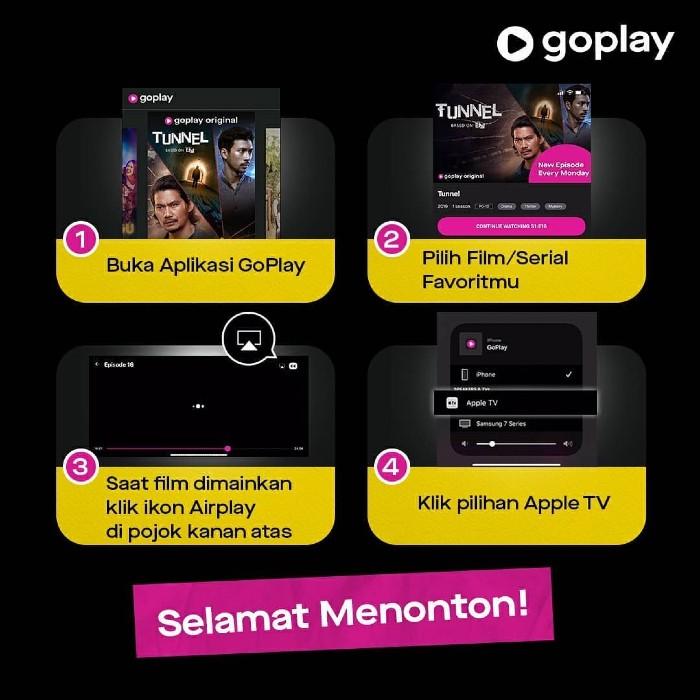 GoPlay - Airplay