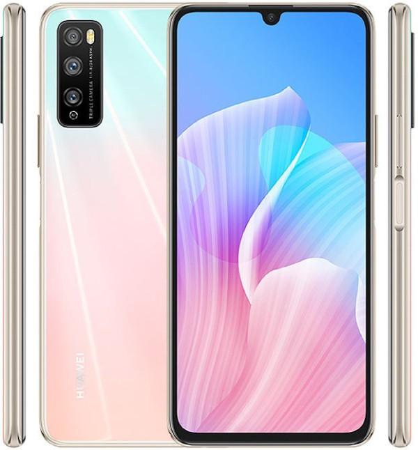 HONOR 30 Youth Edition Renders