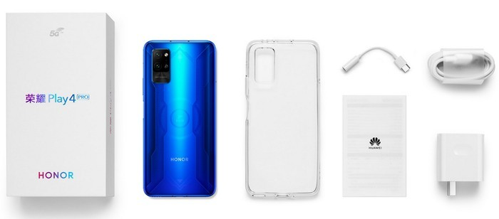 HONOR Play 4 Pro Unbox