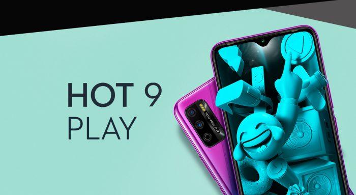 Infinix Hot 9 Play Feature