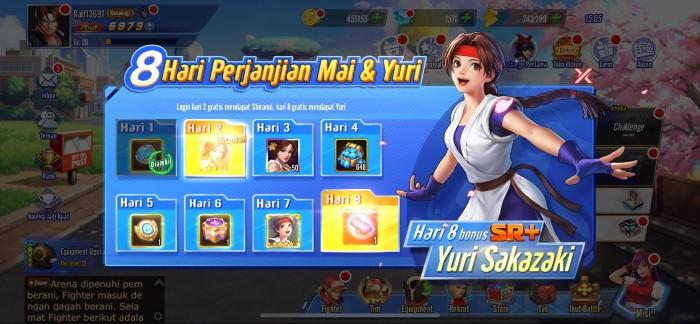 KOF-AllStars-VNG-8-Hari-Perjanjian-Mai-dan-Yuri.
