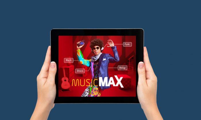 Kuota Multimedia Telkomsel - MusicMAX