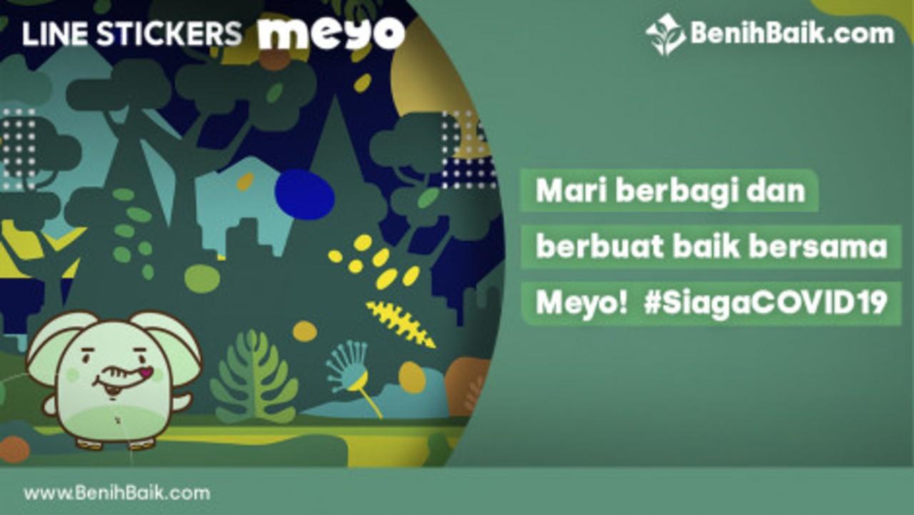 LINE Indonesia BENIHBAIK Header