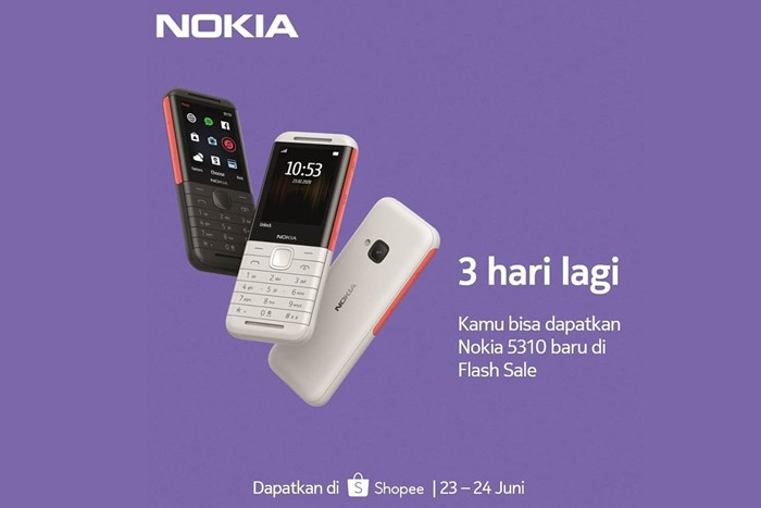 Nokia 5310 Flash Sale