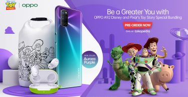 OPPO A92 Toy Story Feature