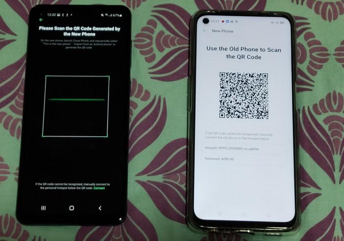 OPPO Clone Phone Step4