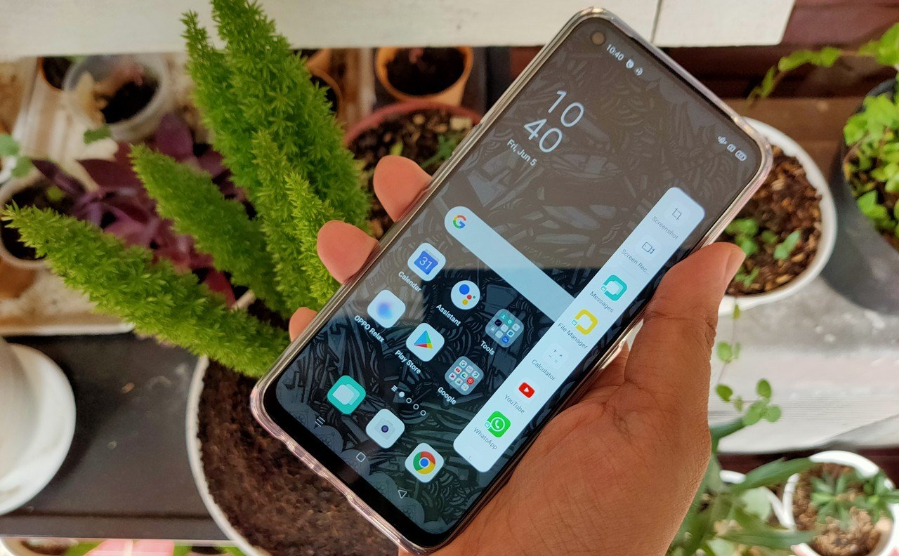OPPO Smart Sidebar Feature