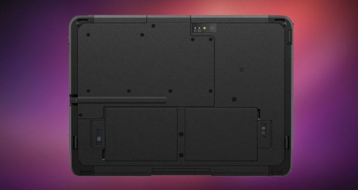 Panasonic Toughbook A3 Back