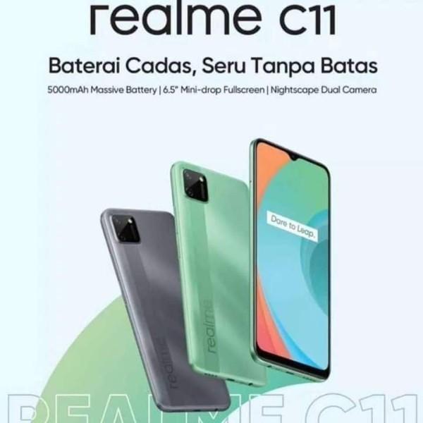 Poster realme C11 Malaysia