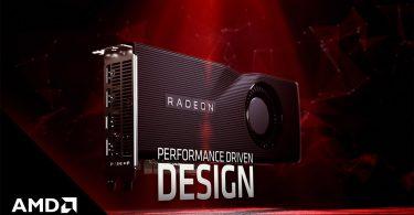Radeon RX 5000 Series Header