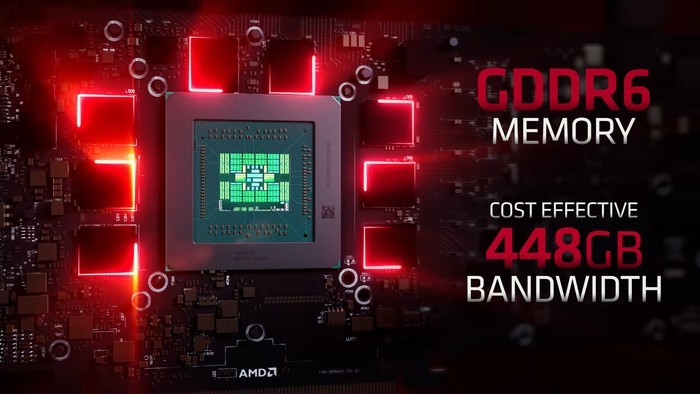 Radeon RX 5000 Series Memory