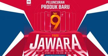Redmi Note 9 Jawara