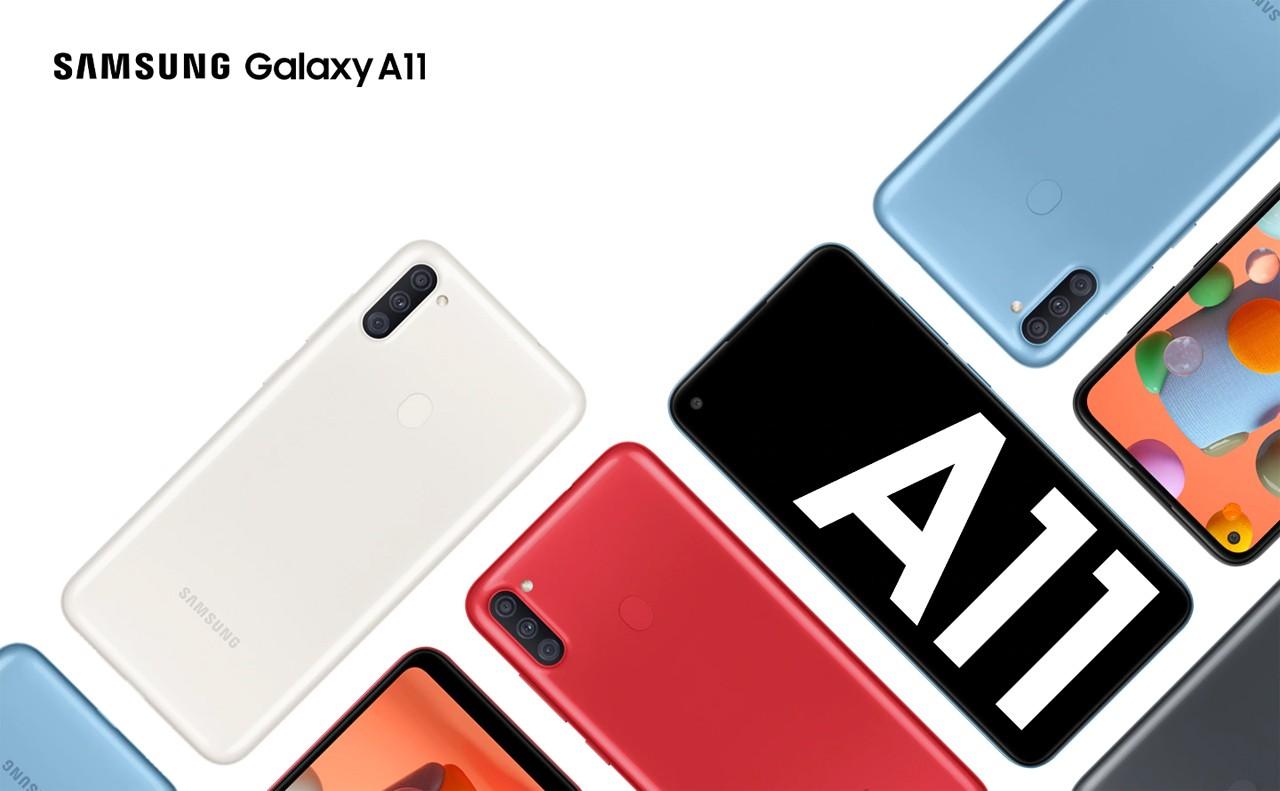 Samsung Galaxy A11 Featurez