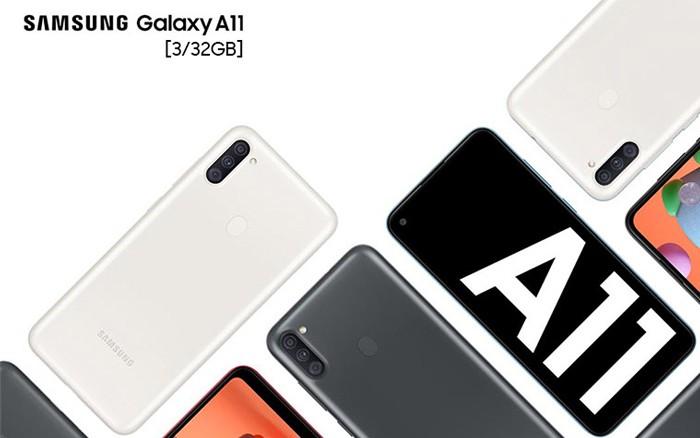 Samsung Galaxy A11 Varian