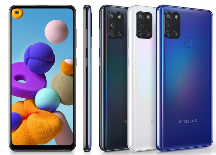 Samsung Galaxy A21s All